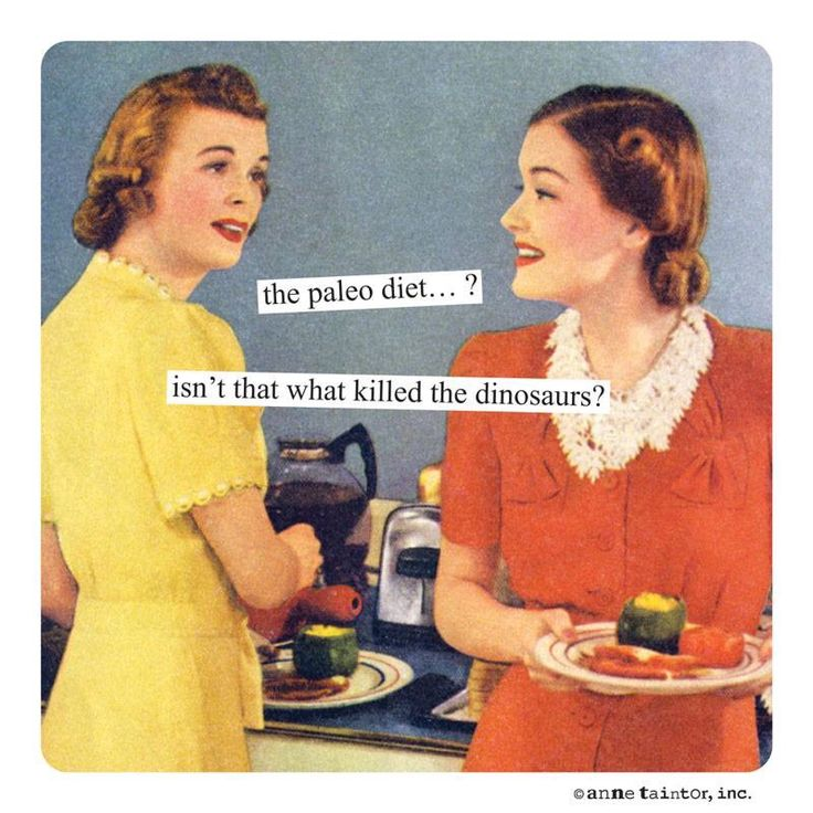 Funny Memes about the Paleo Life