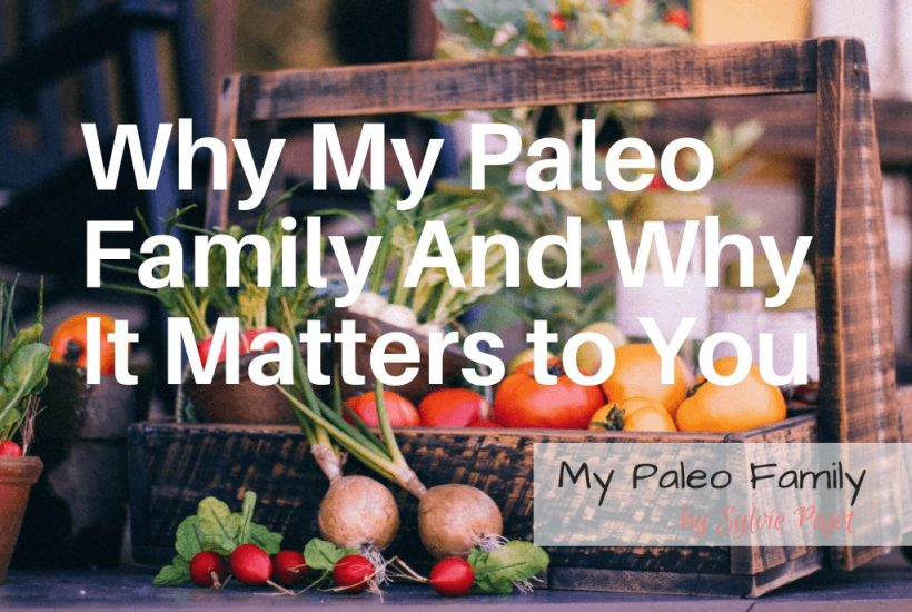 My Paleo Family