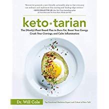 Top Paleo Cookbooks - Ketotarian