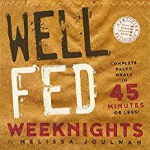 Top Paleo Cookbooks - Well-fed