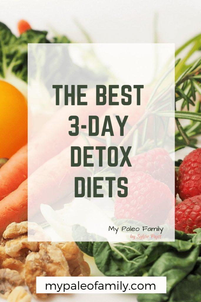 3-Day Detox Diets