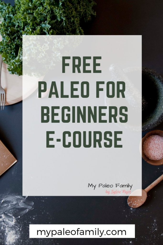 Free Paleo for Beginners e-course