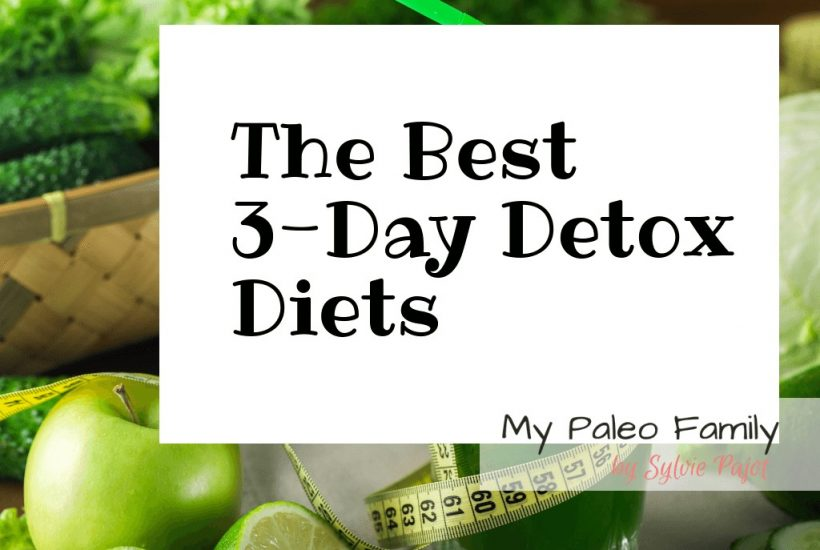 3=-Day Detox Diets
