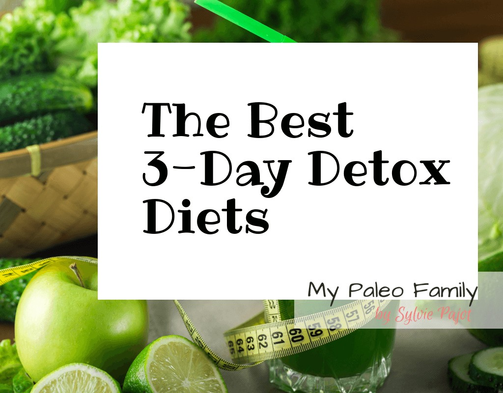 The Best 3 Day Detox Diets
