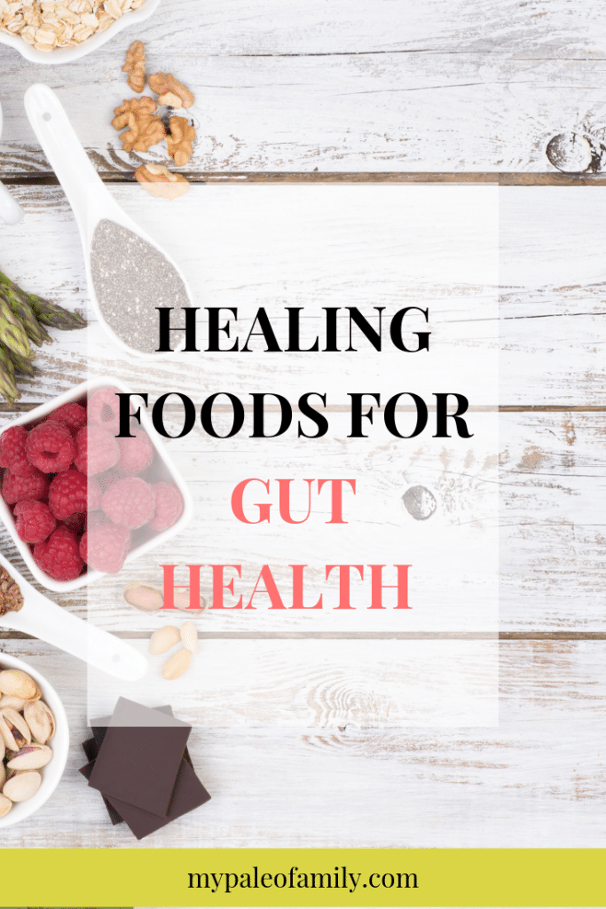 Most Healing Foods for the Gut