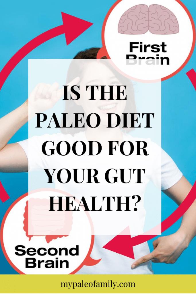 Paleo Diet for Gut Health