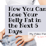 How to Lose Your Belly Fat in the Next 5 Days