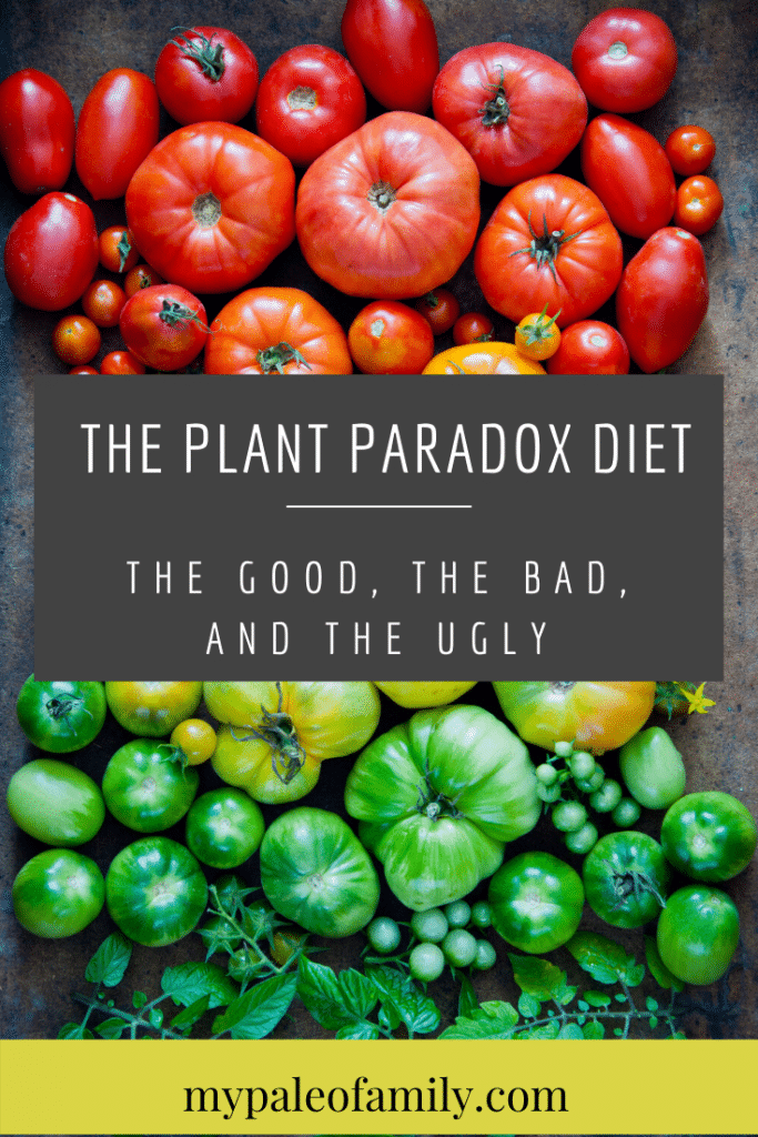 The Plant Paradox Diet