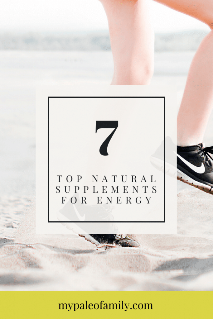 natural supplements for energy