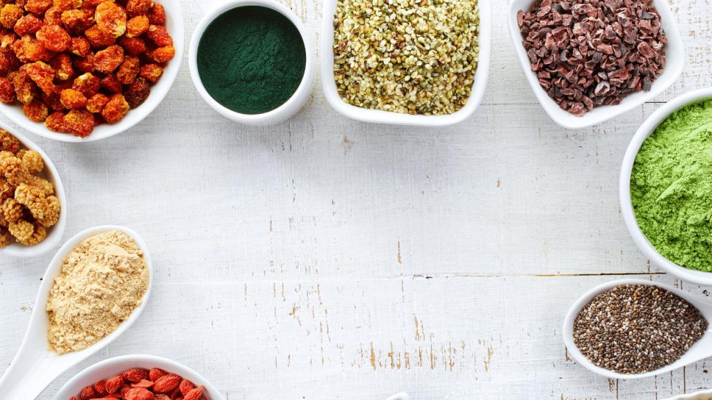 organic greens powder