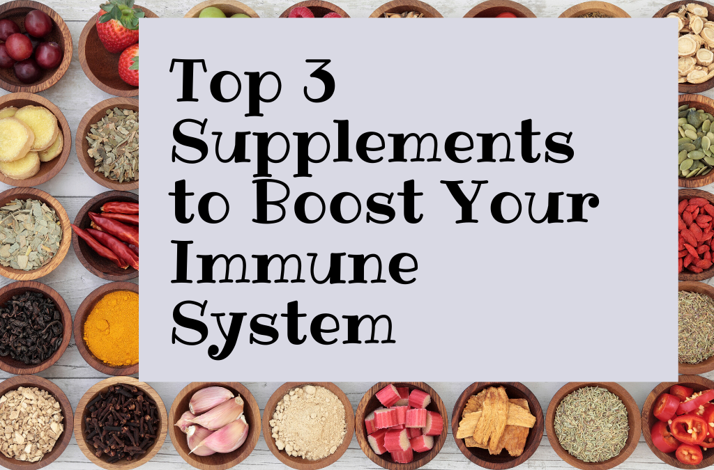 supplements boost immune system