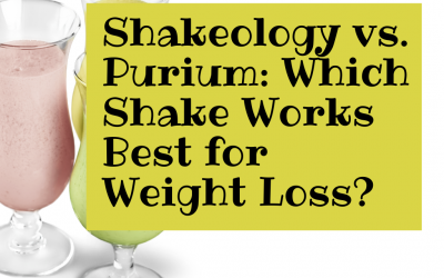 Shakeology vs. Purium: Which Shake Works Best for Weight Loss?